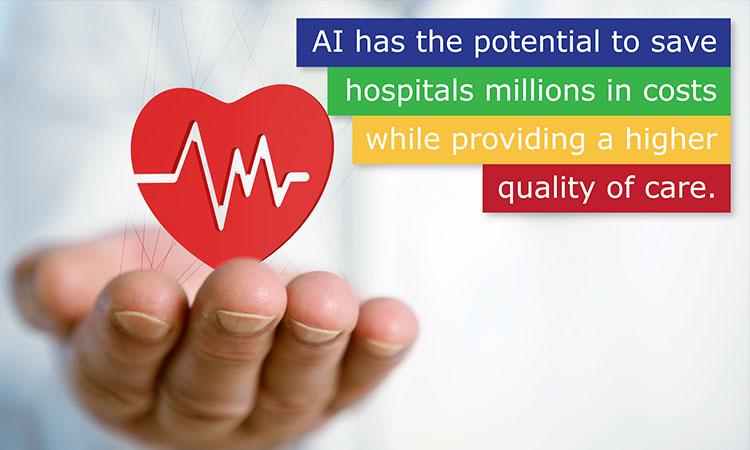 人工智能为医疗行业节约成本提高治疗质量