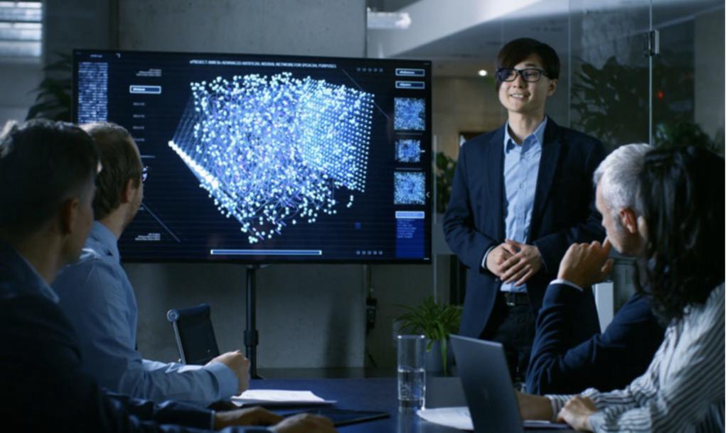 讲解企业该如何投资人工智能项目的人