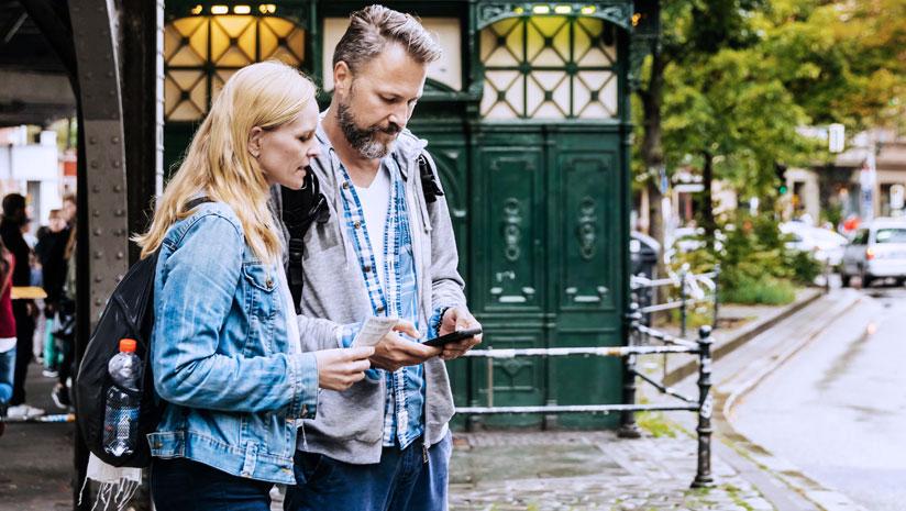 某移动设备制造商借助澳鹏当地众包标注员大幅提高地图软件的精准性