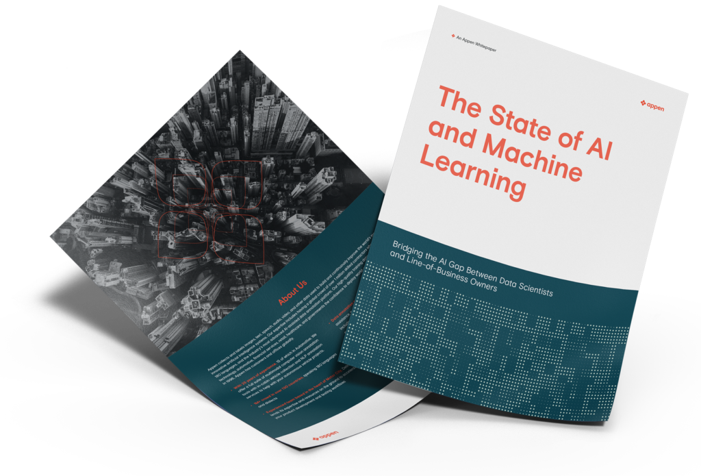 State of AI 2019 whitepaper